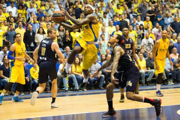 Maccabi tel aviv se clasifica para la final four de la for Euroliga cuartos de final