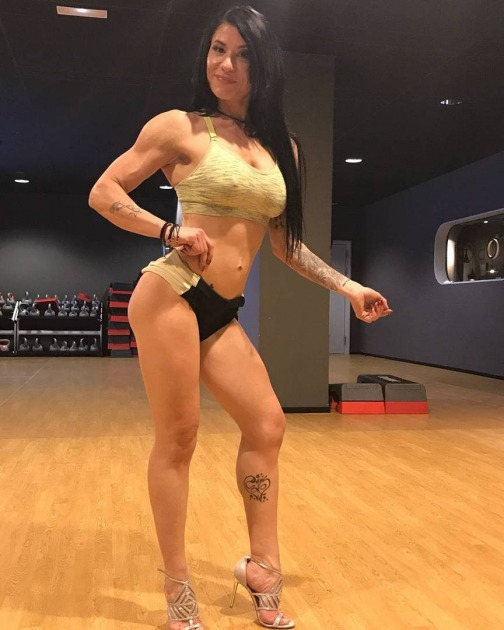 laura lopez gym