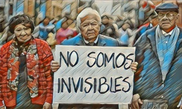 Pensionistas invisibles